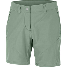 Ziener Eib Shorts Women green mud